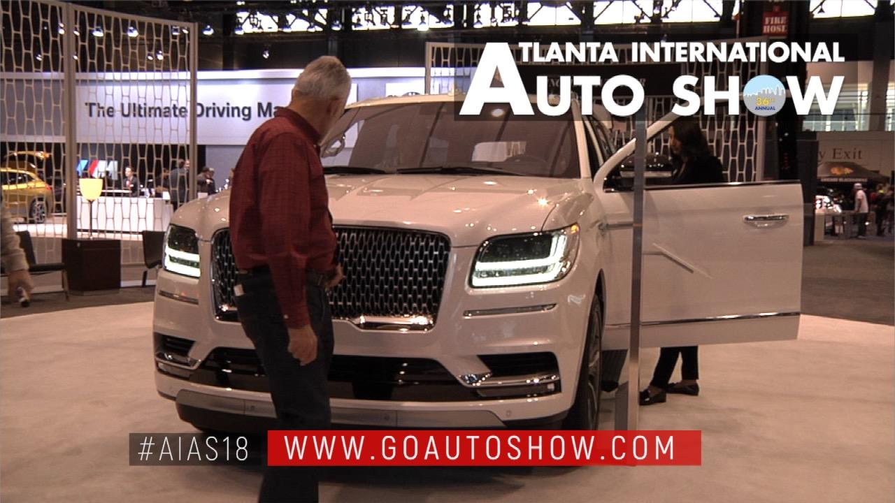 2018 Atlanta International Auto Show #AIAS18