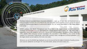 Metro Atlanta Automobile Dealers Association